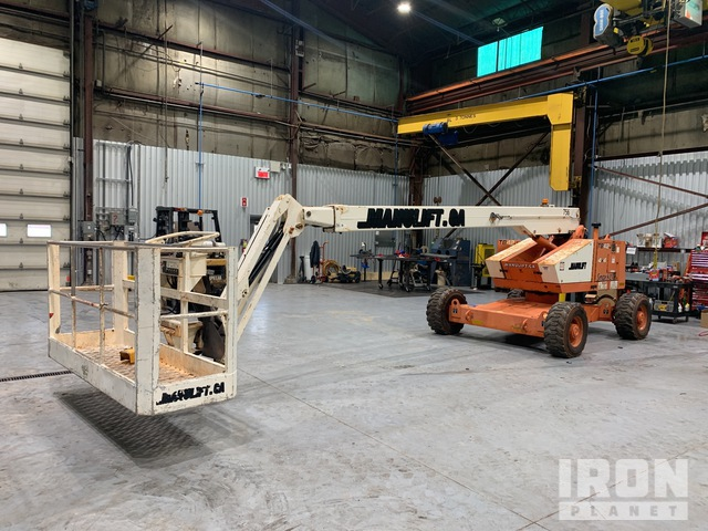 2008 Snorkel TB42 4WD Diesel Telescopic Boom Lift, Parts/Stationary Construction-Other