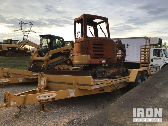 Cat 303.5E2CR Mini Excavator, Mini Excavator (1 - 4.9 Tons)