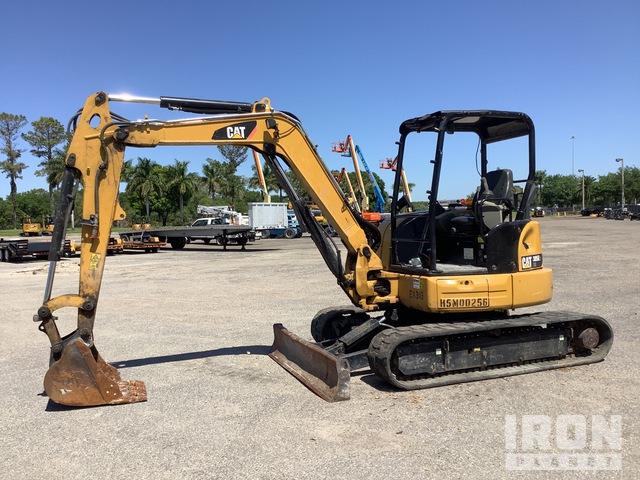 2015 Cat 305E2CR Mini Excavator, Mini Excavator (1 - 4.9 Tons)