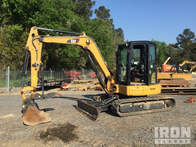 2019 Cat 305.5E2CR Mini Excavator, Mini Excavator (1 - 4.9 Tons)