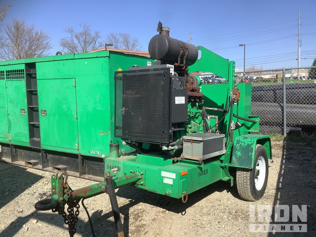 2014 (unverified) Pioneer HP65-4045TF29-MD25R S/A Hydraulic Power Pack, Hand Tools