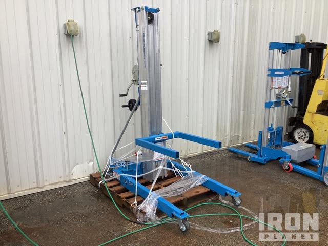 2020 Genie SLA-10 Material Hoist, Material Lift
