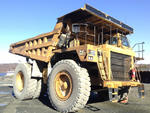 Cat 777C Off-Road End Dump Truck