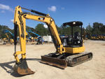 2012 Cat 305.5D CR Mini Excavator