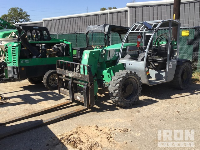 Genie GTH-5519 4x4 3200 lb Telehandler, Telescopic Forklift