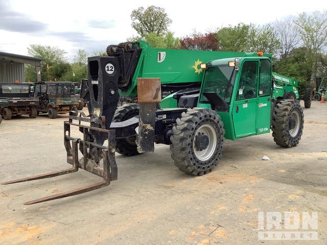 2013 JLG G12-55A 12000 lb Telehandler, Telescopic Forklift