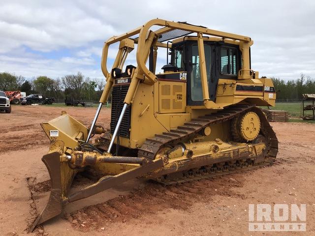 2001 (unverified) Cat D6R XL Crawler Dozer, Crawler Tractor