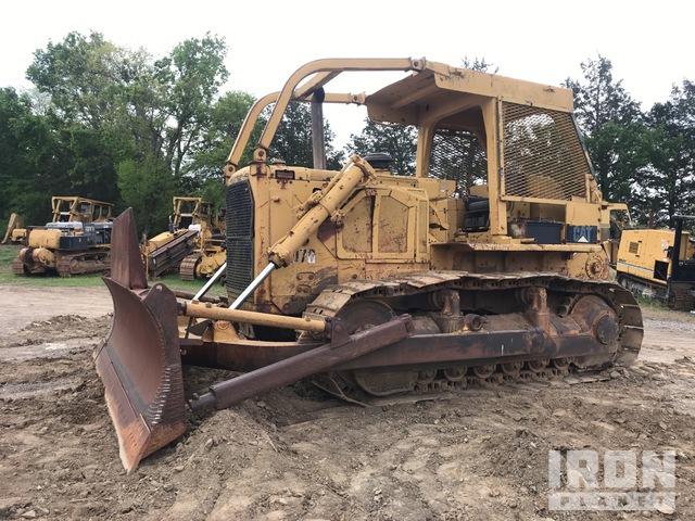 1992 Cat D7G Crawler Dozer, Crawler Tractor