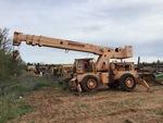 Klicken Sie auf das Bild für Einzelheiten dazu  1993 (unverified) Broderson RT3002A 30000 lb Rough Terrain Crane