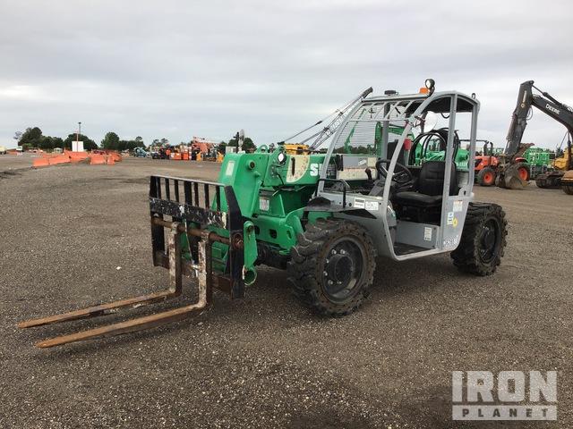 2014 Genie GTH-5519 Telehandler, Telescopic Forklift