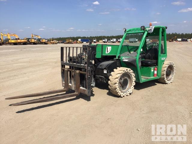 2014 JLG G5-18A Telehandler, Telescopic Forklift