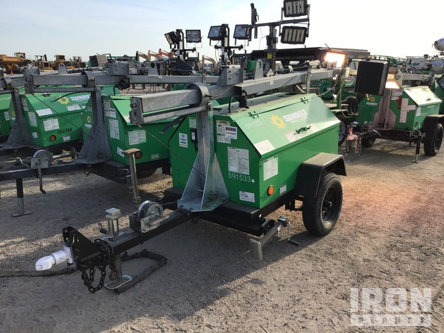2014 Terex RL4 6 kW Light Tower, Light Tower