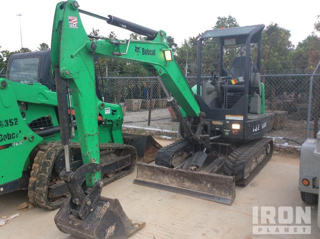 2014 Bobcat E32 Mini Excavator, Mini Excavator (1 - 4.9 Tons)