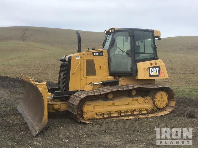 2015 Cat D6K2 LPG Crawler Dozer, Crawler Tractor