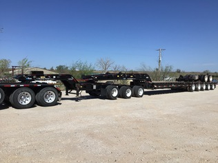 Oil & Gas Trailers