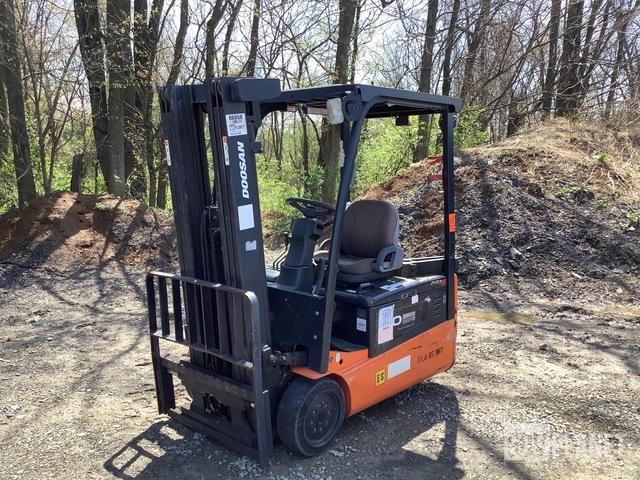 Doosan B20T-5 Electric Forklift, Electric Forklift