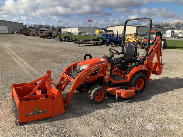 2019 (unverified) Kubota BX23S 4WD Utility Tractor, Utility Tractor