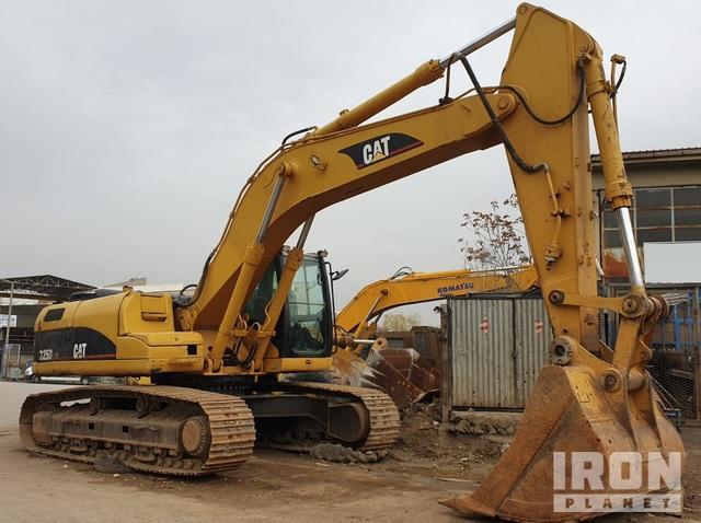 2006 Cat 325DLME Track Excavator, Hydraulic Excavator