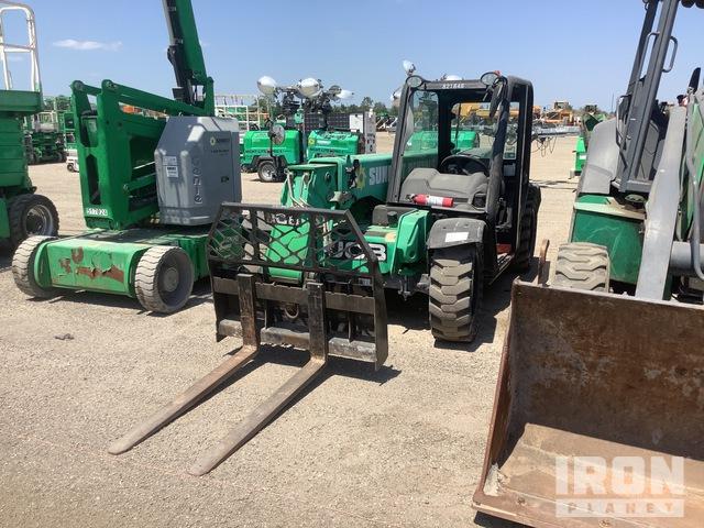 2016 (unverified) JCB 525-60T4 Telehandler, Telescopic Forklift