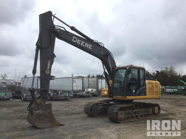 2012 (unverified) John Deere 160G Track Excavator, Hydraulic Excavator