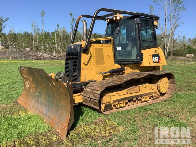 2014 Cat D6K2LGP Crawler Dozer, Crawler Tractor