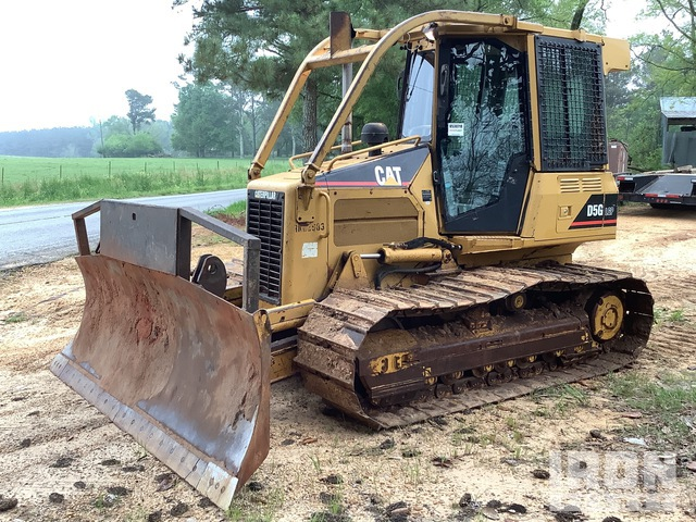 2008 (unverified) Cat D5G Crawler Dozer, Crawler Tractor