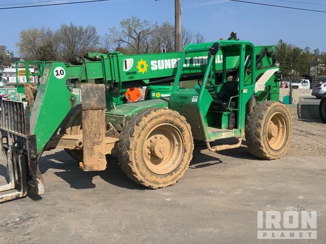 2012 JLG 10054 Telehandler, Telescopic Forklift