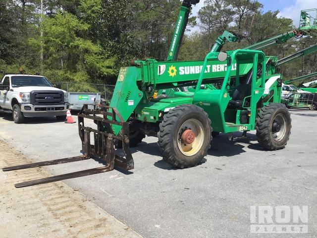 2014 JLG 8042 Telehandler, Telescopic Forklift