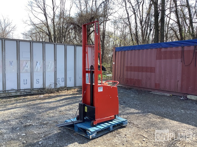 Wesco FCBFL-76-25 Electric Forklift, Electric Forklift