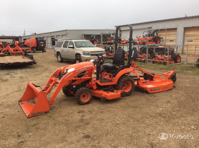 2019 Kubota BX2380RV60 4WD Utility Tractor, Utility Tractor