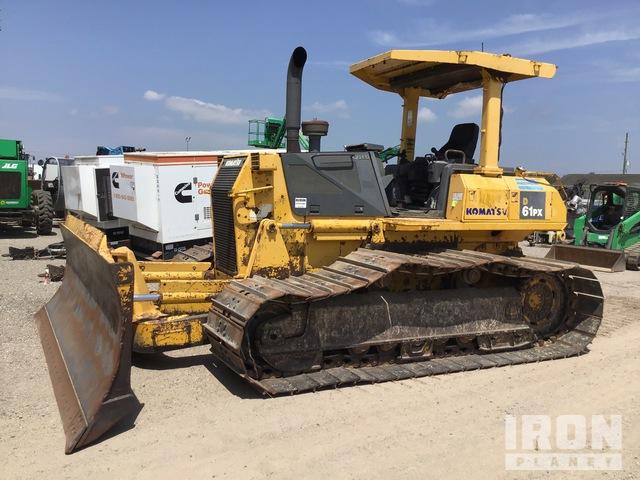 2008 Komatsu D61PX-15E0 Crawler Dozer, Crawler Tractor