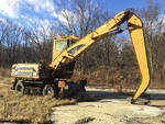 2001 Cat M320 Wheel Material Handler