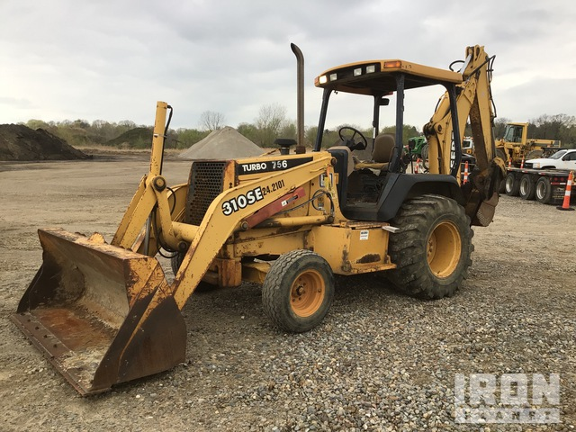 1998 (unverified) John Deere 310SE 4x2 Backhoe Loader, Loader Backhoe