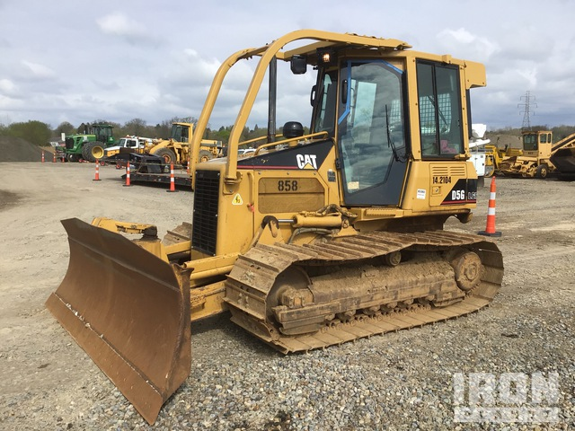 2003 (unverified) Cat D5G LGP Crawler Dozer, Crawler Tractor