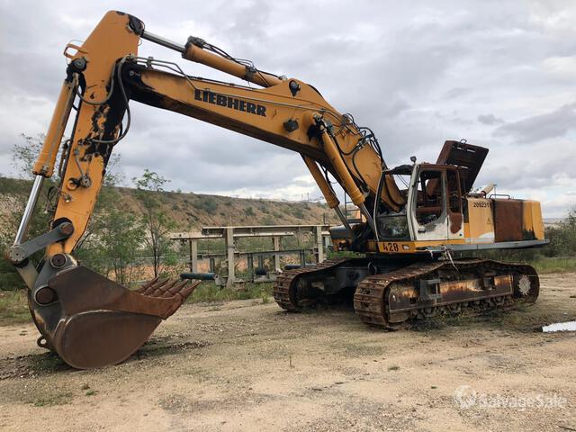 2012 Liebherr R964C HD Litronic Track Excavator (Inoperable), Hydraulic Excavator