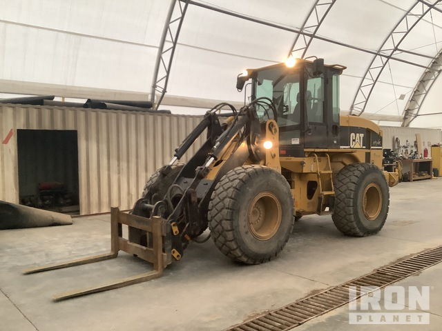Cat IT28 Tool Carrier, Integrated Tool Carrier
