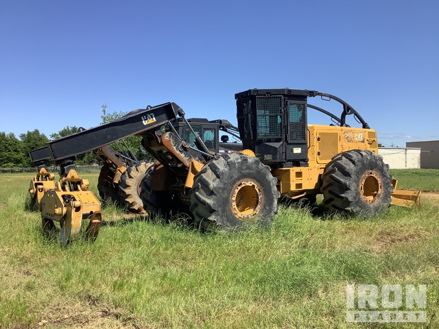 2017 Cat 545D 4x4 Skidder, Parts/Stationary Construction-Other
