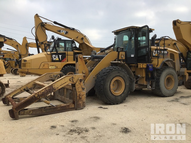 2017 Cat 950M Wheel Loader, Parts/Stationary Construction-Other