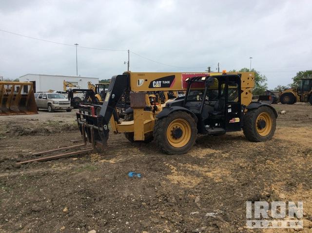 2014 Cat TL943C Telehandler, Telescopic Forklift