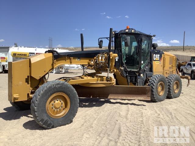 2015 (unverified) Cat 140M3 Motor Grader, Motor Grader