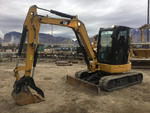 2014 Cat 305.5E CR Mini Excavator