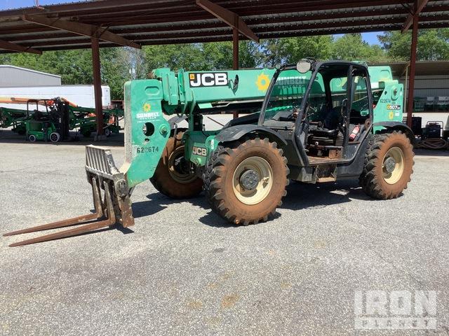 2014 (unverified) JCB 507-42 Telehandler, Telescopic Forklift