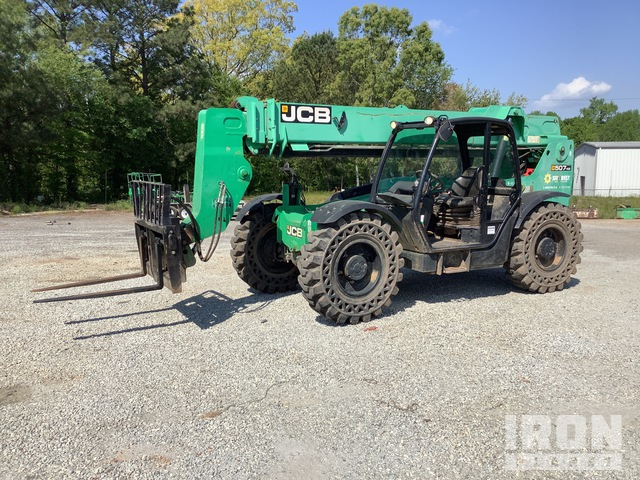 2012 (unverified) JCB 507-42 Telehandler, Telescopic Forklift