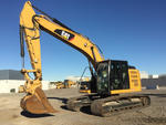 2012 (unverified) Cat 320EL RR Track Excavator