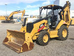 2012 Cat 420E 4x4 Backhoe Loader