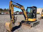 2011 Cat 304D CR Mini Excavator