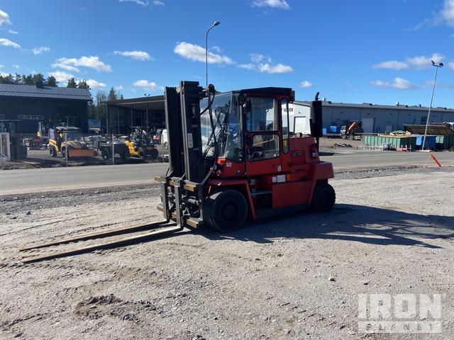 2000 Kalmar DCD 70-6H 7000 kg Pneumatic Tire Forklift, Forklift