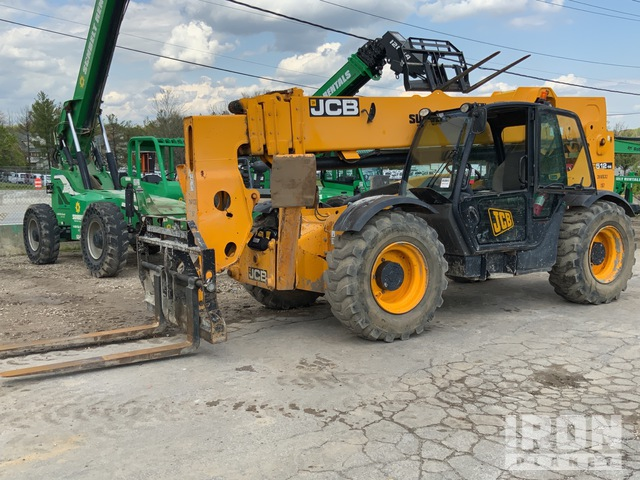 2011 (unverified) JCB 512-56 Telehandler, Telescopic Forklift
