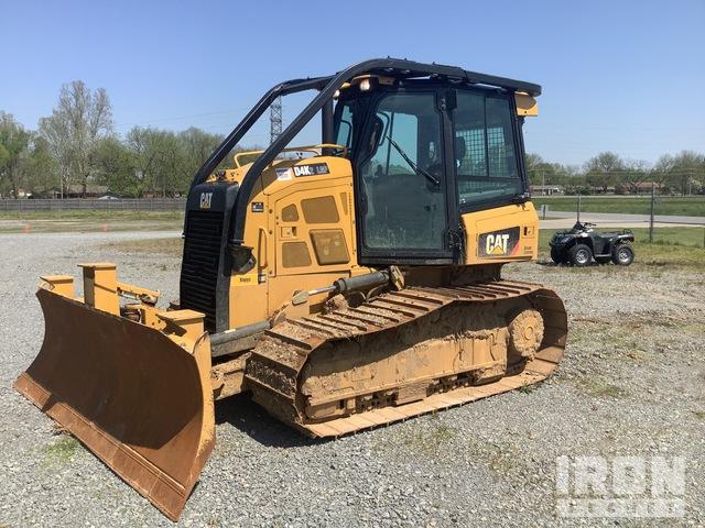 Cat D4K2 LGP Crawler Dozer, Crawler Tractor