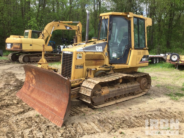 2003 Cat D4G XL Crawler Dozer, Crawler Tractor